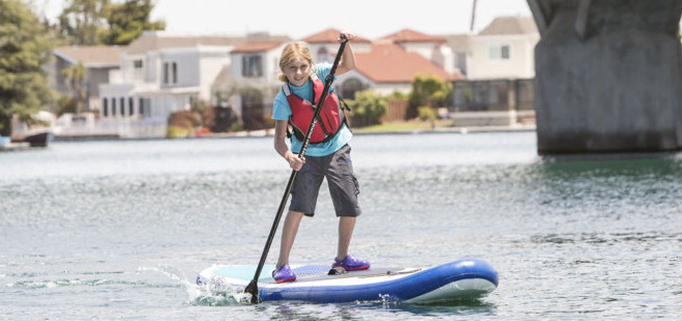 Mill valley stand up paddleboarding summer camp for 2nd for Valley mill summer camp
