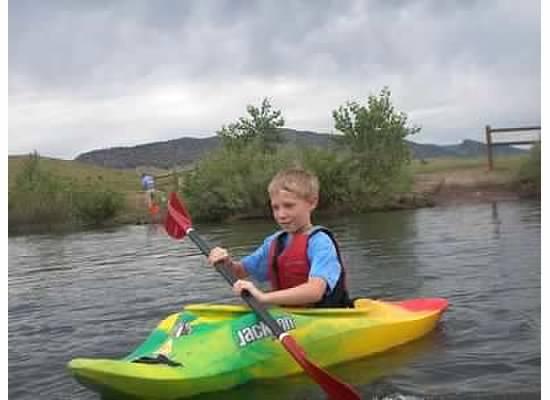kayak 3rd year