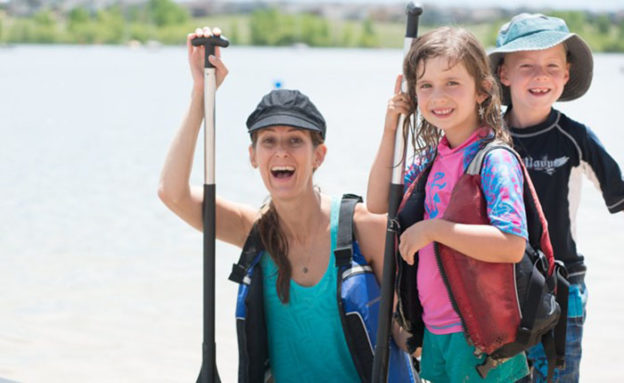 Denver outdoor recreation family